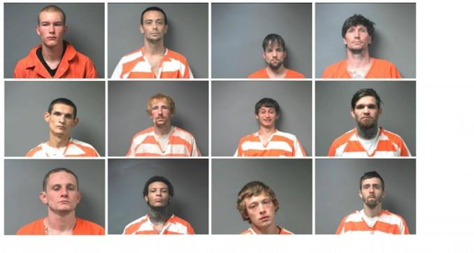 Etats-Unis: 12 hommes s'évadent de prison grâce...à du beurre de cacahuète