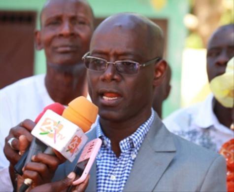 Maodo Malick Mbaye (Geum sa bopp) : «Thierno. A Sall devait rester au sein de l'Apr, et discuter avec le chef de l'Etat afin d'aplanir leurs divergences »