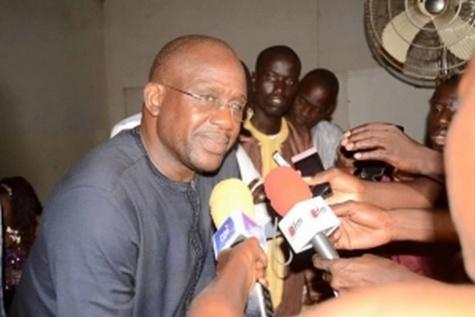 """Amadou Mberry Sylla, BBY:  """"Ce qui nous permis de gagner largement à Louga..."""""""