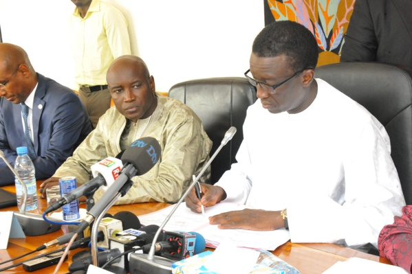 Amadou Bâ : « avec la Zone Économique Spéciale de Diamniadio, le Sénégal veut se positionner comme un hub logistique et industriel régional »