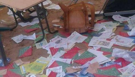 Saccage de bureaux de vote lors des Législatives, La Dic investit Touba