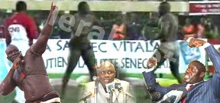 Tyson-Yékini, le 04 avril 2010, pour 100 millions chacun : Le cheikh, le chef, le chèque