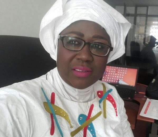 Adji Mergane Kanouté,  Bby : « L'opposition doit rester digne dans la défaite »