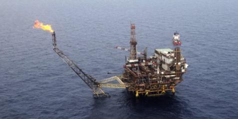 La plus récente découverte de réservoirs de pétrole au Sénégal a été faite par Cairn Energy, dans le puits d'exploration SNE North-1, à 20 kilomètres de La pointe de Sangomar, une flèche littorale située sur l'océan Atlantique. (Crédits : Reuters)