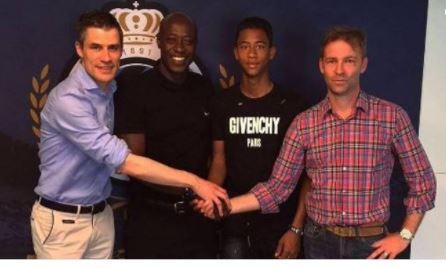 Football: Weah, Song, Fadiga, ces «fils de» qui veulent dépasser le père