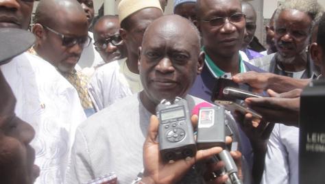 Me El Hadji Diouf : «on souhaite humilier Serigne Assane Mbacké, parce qu'il demeure un militant convaincu du Pds»