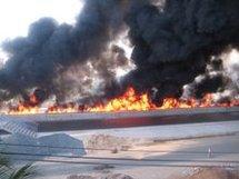 Accident sur la route de l'aéroport- Bilan: Quatre blessés , la population déplore le retard des sapeurs pompiers