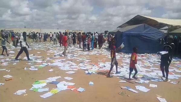 Décryptage - Eventuelle d'une reprise partielle ou totale du vote: et si Touba refaisait l'élection