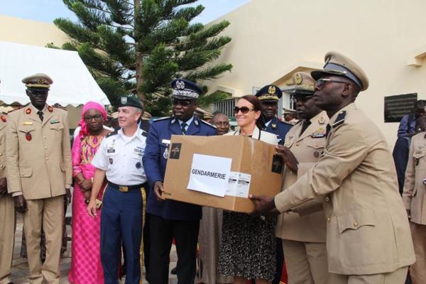 Le département de la Défense américain offre du matériel médical d'une valeur totale de 603.429 dollars au Sénégal