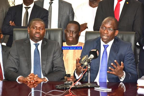 Oumar Youm : «  L'agitation médiatique de l'opposition est purement formelle, sinon elle aurait renoncé de siéger à l'Assemblée nationale »