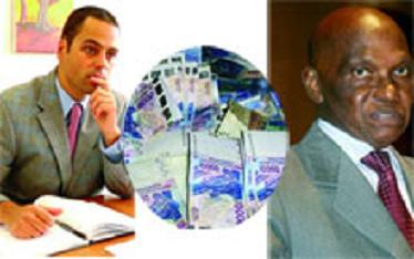 [REVELATIONS] La mystérieuse mallette de billets offerte au représentant du FMI au Sénégal. Voici exactement ce qui s'est passé : Du palais, à la route de l'aéroport de Dakar et de l'aéroport à Madrid.