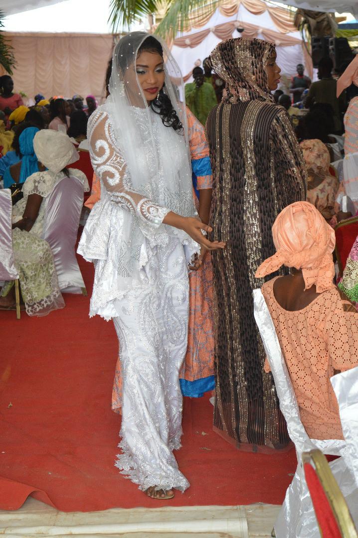 25 photos : Mariage de Fafa et Vaz , un mariage pas comme les autres…Regardez