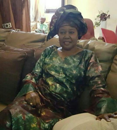 Nécrologie : Ousmane Tanor Dieng a perdu sa petite soeur, Madame Bambi Dieng.