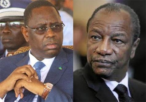 Attaque terroriste au Burkina: Les Présidents Sall et Condé condamnent et expriment leur soutien au Président Kaboré