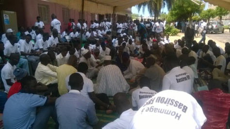 3e anniversaire de la mort de Bassirou Faye: Les étudiants entre prières et dénonciations
