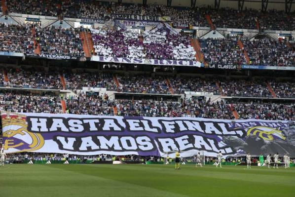 Le Bernabéu va protester contre l'arbitrage