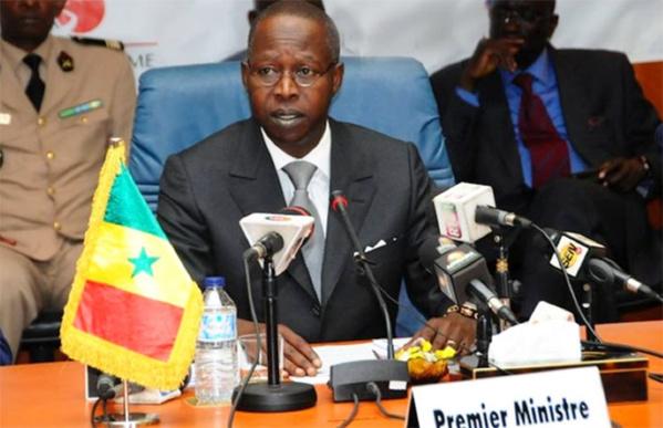 """Mahammed Dionne :  """"Le terrorisme ne vaincra pas. L'Afrique de l'Ouest, les pays de la zone de l'UEMOA, de la CEDEAO feront face»"""