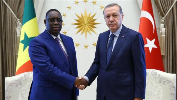Elections pacifiques au Sénégal : SEM Recep Tayyip Erdogan félicite Macky Sall