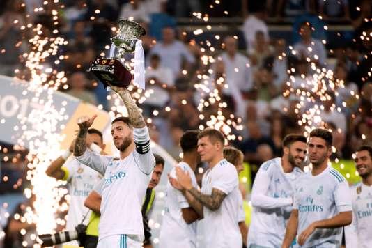 Le Real Madrid atomise le Barça et devient le roi d'Espagne