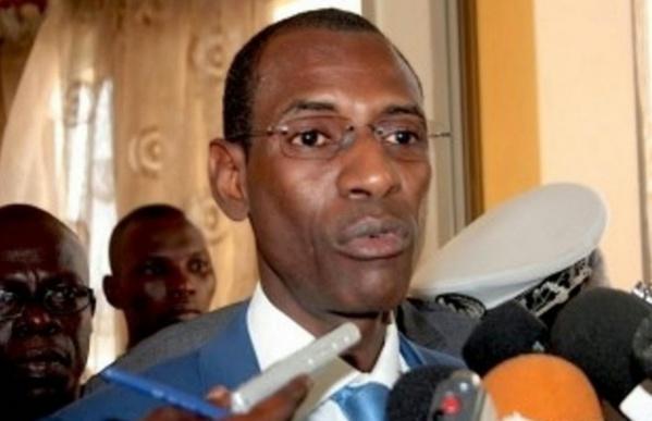 Abdoulaye Daouda Diallo à ceux qui réclament sa tête:« Ils n'ont qu'à s'adresser au président de la République »