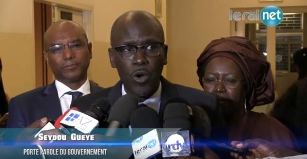 """Seydou Guèye sur l'affaire Assane Diouf, Amy Collé Dieng et Penda Bâ : """"l'insulte ou l'offense ne sauraient constituer une opinion dans notre espace public"""""""