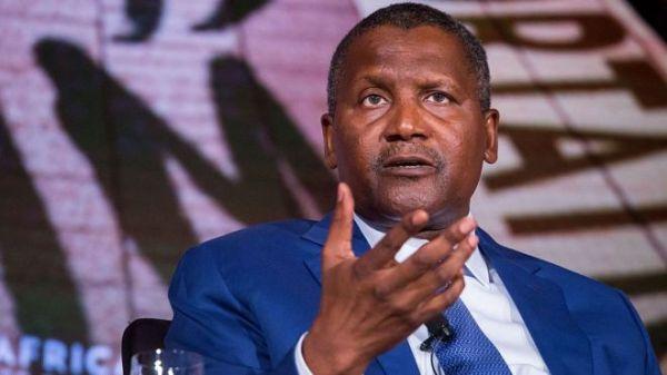 L'homme le plus riche d'Afrique à l'assaut des marchés américain et européen