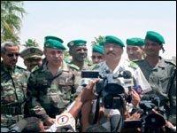 Alerte!Mauritanie dans une profonde crise: un couvre-feu décrété, des colonels arrêtés