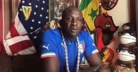 Assane Diouf arrêté aux États-Unis... (Vidéo)