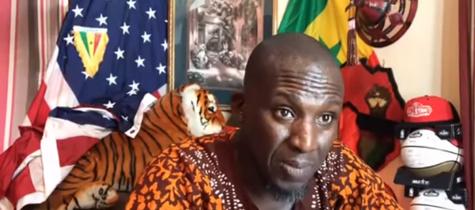 Urgent: Assane Diouf n'est pas libéré et serait sur le point d'être expulsé des Usa