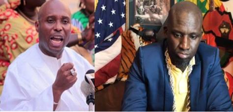 Barthélémy Diaz soutient Assane Diouf en listant les ''insulteurs de la République'' au sommet de l'Etat