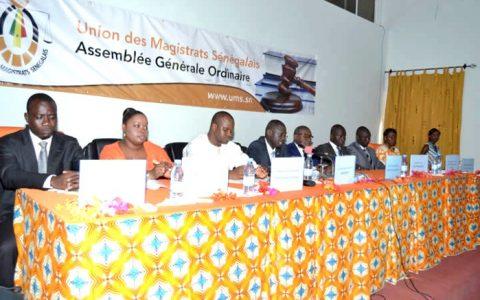 Souleymane Téliko, nouveau patron des magistrats du Sénégal