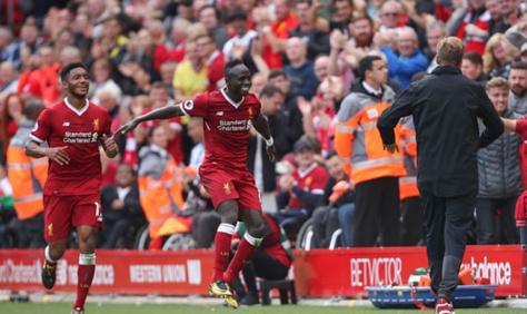 Liverpool: Jürgen Klopp ne tarit pas d'éloges pour Sadio Mané