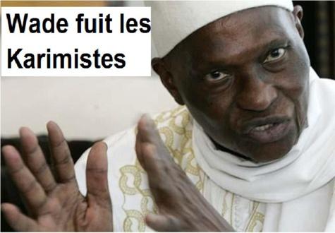 Fann Résidence : Assailli par un «Pds bis », Me Wade veut écourter son séjour au Sénégal
