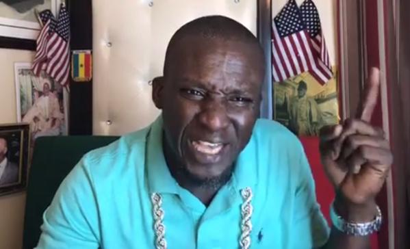 """Vidéo – Baba Aïdara: « Assane Diouf risque d'être déporté. 91% des émigrés qui ont fait ce cachot, ont…"""""""