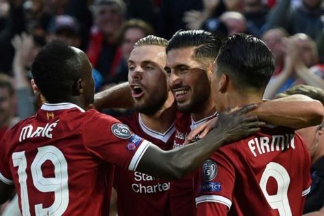 Sadio Mané et Liverpool décrochent leur ticket pour la Ligue des Champions