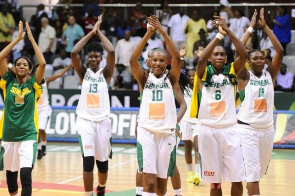 """Afrobasket Dames 2017 : le Sénégal s'attend à une demi-finale """"compliquée"""" face au Mozambique"""