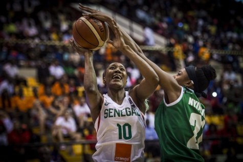 Afrobasket féminin 2017 : Le Nigéria détrône le Sénégal, en conservant son invincibilité
