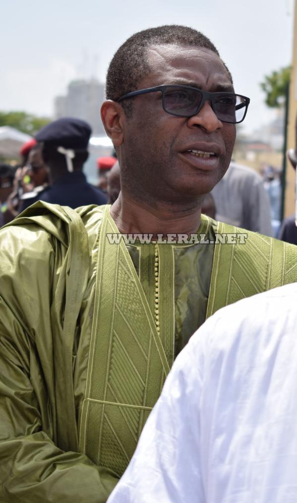 Youssou Ndour : « Notre père Aliou Sow est notre référence dans le travail, l'humilité, la personnalité »