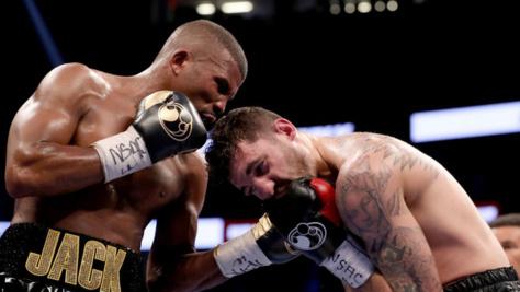Boxe: Le Gambien Badou Jack, massacre Nathan Cleverly et défie Adonis Stevenson