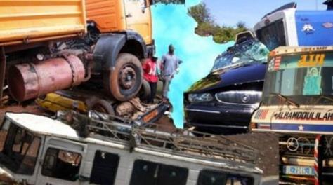 Accident sur la route de Saint-Louis : 4 morts et 16 blessés