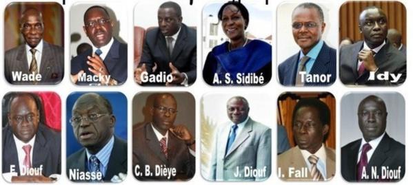 Leaders de partis politiques au Sénégal: Faux démocrates, vrais autocrates (décryptage Leral)