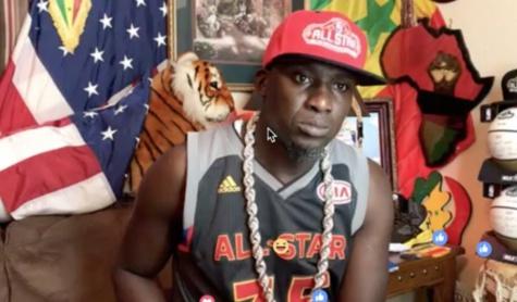 Assane Diouf en Live : «ils n'ont qu'à construire une prison pour moi tout seul … »