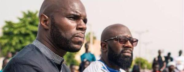 URGENT- L'activiste Kemi Seba et son co-inculpé Alioune Iba Abatalib Sow, relaxés