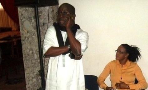 """Alassane Samba Diop: """"Baba Aïdara faisait des piges à la RFM, il ne peut pas parler de démission"""""""