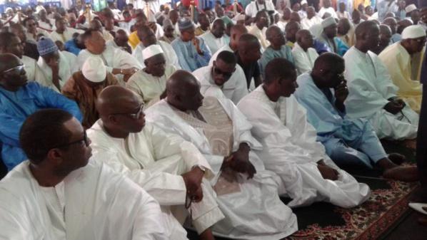 Massalikoul Jinane : l'imam Serigne Moustapha Mbacké appelle au respect d'autrui