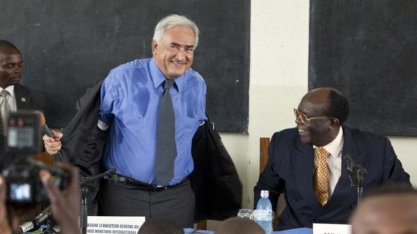 Image result for strauss kahn conseiller Afrique
