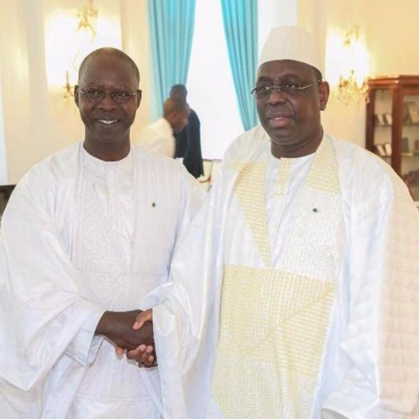 URGENT- Le Premier ministre Mahammed Boun Abdallah Dionne remet sa démission