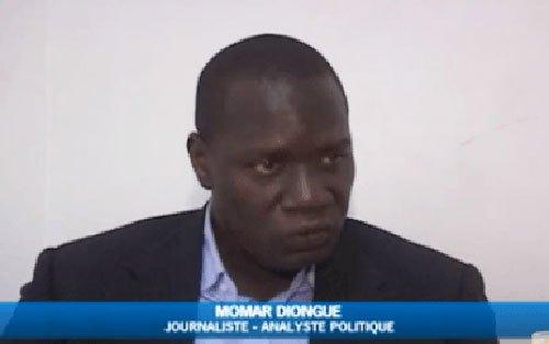 """Momar Diongue : """"Le Président Macky Sall ne doit pas considérer le dialogue comme une opération cosmétique"""""""