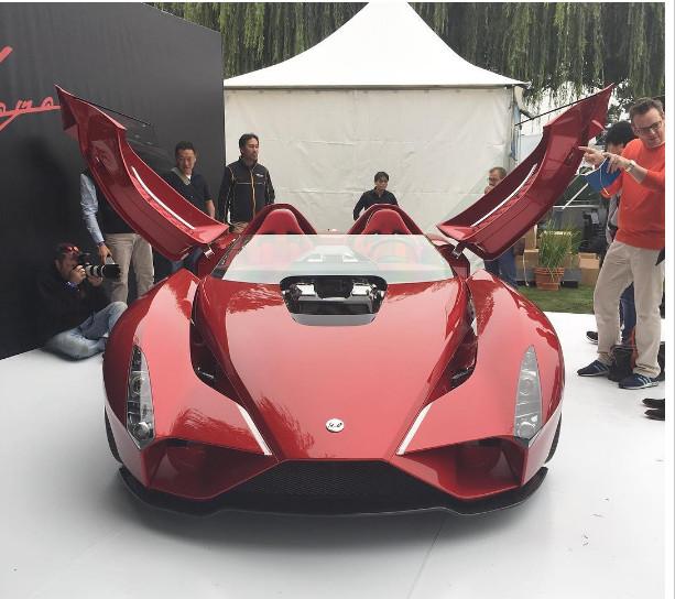 Mayweather s'est procuré une Bugatti d'une valeur de 3,3 millions de dollars