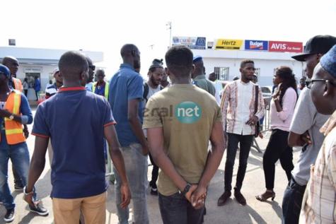 Photos : les images de l'arrestation de Thiat du groupe Keur Gui